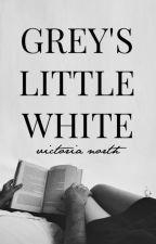 Grey's Little White (Wattys 2016) by TribeofArt
