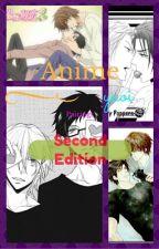Anime Yaoi Birthday Oneshots by ShinigamiKoemi