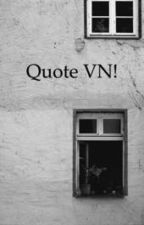Quotes Collection! Việt-Part 1 by FanTiNy