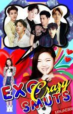 EXO CRAZY SMUT  by MINJAE866