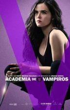 Tocada pelas sombras livro 3- Vampire Academy by LeticiaOliveira039