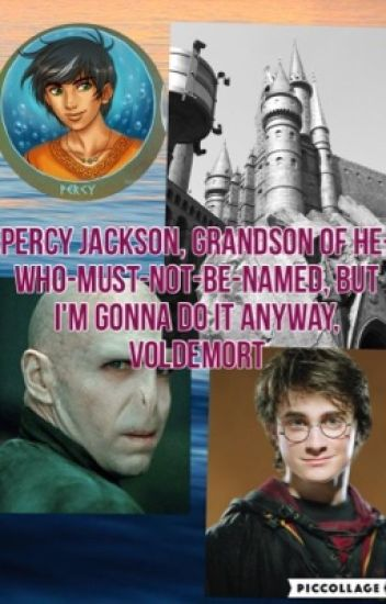 Grandson of He-Who-Must-Not-Be-Named aka Voldemort