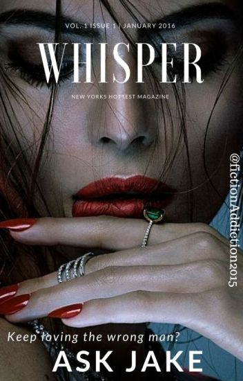 Ask Jake (Book One of the Whisper Series)