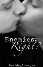 Enemies, Right? - Muke/Cashton by lukesuckseggs