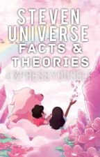 Steven Universe Facts! by ExpressYouself