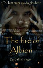 The fire of Albion ~ a Merlin Ff by SilkeLanger