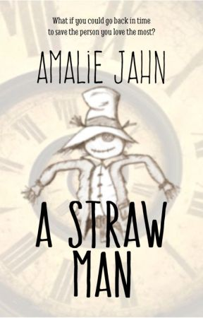 A Straw Man by amaliejahn