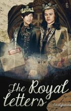 The Royal letters || L.S. by lxvelytommo