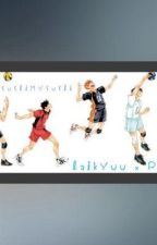 Haikyuu x Reader by abitsaltae