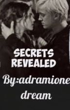 Secrets Revealed by adramionedream