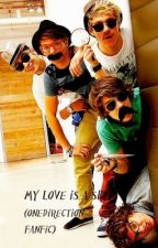 My loves a spy? (One Direction Fanfic) by PLLforeve
