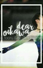 dear oikawa; o. tooru & oc (ft. i. hajime) by deitygail