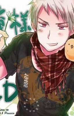 Prussia X Half-Neko!Reader [Lemon]
