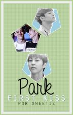First Kiss: Park by sweetiz