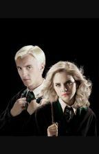 Hermione Granger a Serpentard. by lucie6440