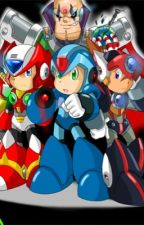 The ultimate Megaman and Megaman X oneshot book by Kyokitti_2