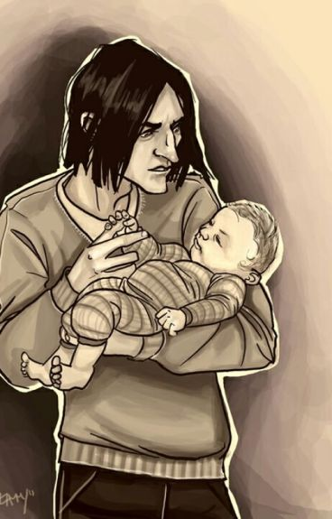 Cherished (Harry/Snape Baby Fic)