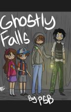Ghostly Falls by PurpleSnakeBoy