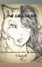 One Girl Army (Minecraft Diaries Fanfiction) by SamJayBay212
