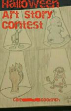 Halloween Art Story Contest by Cole_Goodrich