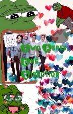 Two Pepes. One Direction. [On Hold] by ProfessionalTrash