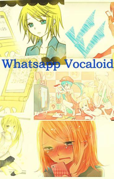 Whatsapp vocaloid ♥
