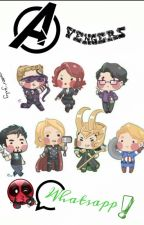 The Avengers Whatsapp! by Spider-july