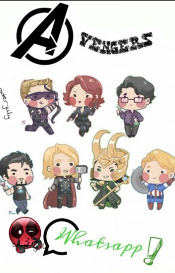 The Avengers Whatsapp!