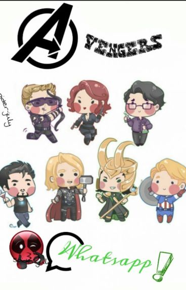 The Avengers Whatsapp!