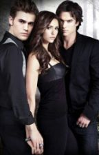 Fatal Attraction( tvd love triangle) by ElizabethTrice