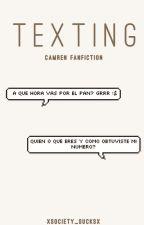 Texting | Camren Fanfiction | by xDarkFirefliesx