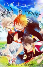 Haikyuute!! (Haikyuu!! x Reader) by parkingchanyeol