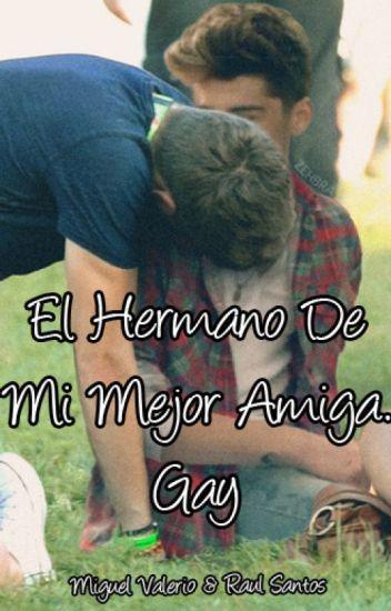 EL HERMANO DE MI MEJOR AMIGA (GAY)