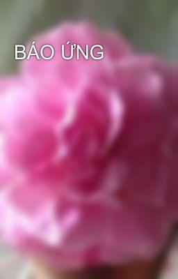 BÁO ỨNG