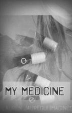 My Medicine (Lauren Jauregui Imagines) by wonderjauregui