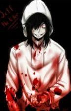Jeff the killer i jego miłość by Slendamena