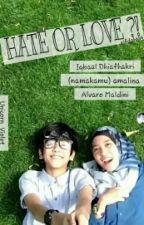 Hate Or Love ?! by aerispark_