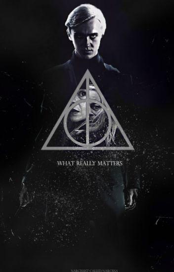 Draco Malfoy imagines