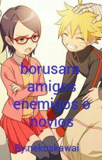 borusara : Amigos Enemigos O Novios by nekoskawai