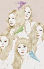 Red Velvet Shippings by HackneyedSayings