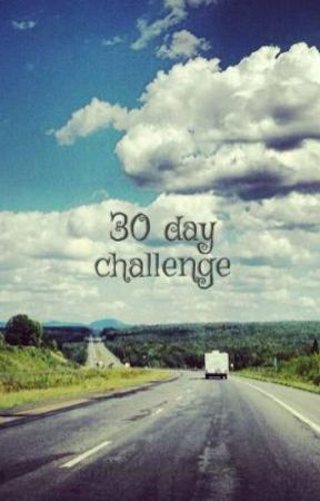 30 day challenge by mikulovatereza