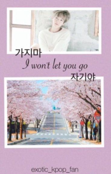 I won't let you go (EXO Baekhyun - FF)