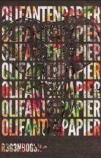 Olifantenpapier by R3g3nb0g3n