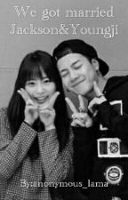 We got married Jackson&Youngji by anonymous_lama