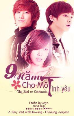 Đọc truyện 9 năm cho một tình yêu l KiSung | DROP