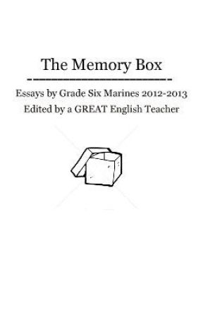 The Memory Box by MoniqueForester