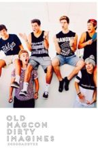 Old Magcon Dirty Imagines by xoxodaddyxx