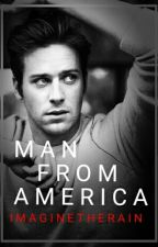 Man From America || Armie Hammer by ImagineTheRain