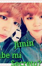 Jimin Sabe Mi Secreto?? (TERMINADA) by chubi_bts
