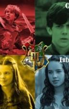 Les Pevensie et Harry Potter à Poudlard by FatineandFati